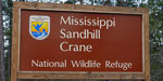 logo of Mississippi Sandhill Crane Group
